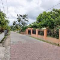 1 bidang tanah dengan total luas 464 m2 berikut bangunan di Kabupaten Minahasa. PNM Manado