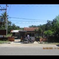 BNI Kanwil 08: 1 (satu) bidang tanah dengan total luas 3.330 m2 berikut segala yang berdiri melekat diatasnya di Kabupaten Sumbawa
