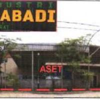 1 bidang tanah dengan total luas 1500 m<sup>2</sup> berikut bangunan di Kabupaten Sumedang