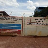 MANDIRI - 3 bidang tanah dengan total luas 53983 m2 berikut bangunan Pabrik Shipyard dan  barang bergerak lainnya di Kota Batam
