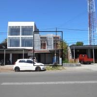 BSI, 2 bidang tanah dijual 1 (satu) paket dengan total luas 370 m2 berikut bangunan di Kota Bengkulu