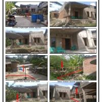 1 bidang tanah dengan total luas 169 m<sup>2</sup> berikut bangunan di Kabupaten Polewali Mandar