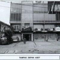 1 bidang tanah dengan total luas 108 m2 berikut bangunan di Kota Jakarta Barat
