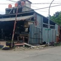 7.Sebidang tanah dengan total luas 284 m2 berikut bangunan SHM No. 573/Kelurahan Sea di Kabupaten Kolaka