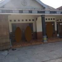 1 bidang tanah dengan total luas 237 m<sup>2</sup> berikut bangunan di Kabupaten Gunung Kidul