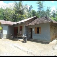1 bidang tanah dengan total luas 651 m<sup>2</sup> berikut bangunan di Kabupaten Gunung Kidul