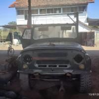 JEEP UAZ di Kabupaten Sidoarjo