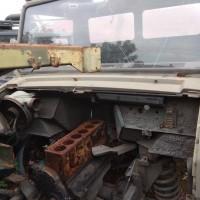 Truck Unimog L 1550 di Kabupaten Sidoarjo