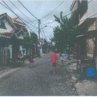 1 bidang tanah dengan total luas 215 m<sup>2</sup> berikut bangunan di Kota Surabaya