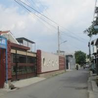 BRI BREBES : 1 bidang tanah dengan total luas 520 m2 berikut bangunan di Kota Tegal