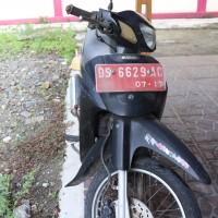 Balai Bahasa Papua: 1 (satu) unit kendaraan roda dua No. Polisi DS 6629 AC, Merk/Type Suzuki Shogun FD110 di Kota Jayapura