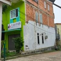 1 bidang tanah dengan total luas 141 m<sup>2</sup> berikut bangunan di Kota Palembang