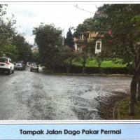 3. Kurator PT.GABA : 1 bidang tanah dengan total luas 3220 m2 berikut bangunan di Jl.Dago Pakar Permai VII, Kab.Bandung Barat