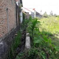 1 bidang tanah dengan total luas 7620 m<sup>2</sup> di Kota Padang