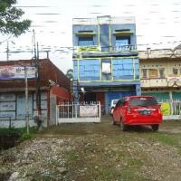 1 bidang tanah dengan total luas 241 m<sup>2</sup> berikut bangunan di Kabupaten Banjar