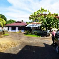4 bidang tanah dengan total luas 1200 m<sup>2</sup> berikut bangunan di Kota Sorong
