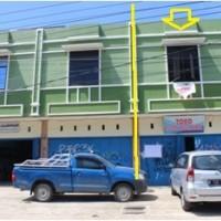 1 bidang tanah dengan total luas 110 m<sup>2</sup> berikut bangunan di Kota Sorong
