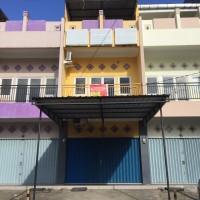 1 bidang tanah dengan total luas 117 m2 berikut bangunan di Kota Sorong