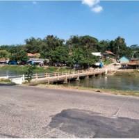 BTN Karawang: 1 bidang tanah dengan total luas 809 m2 berikut bangunan di Kabupaten Karawang