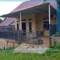 1 bidang tanah dengan total luas 71 m2 berikut bangunan di Kota Samarinda