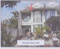 BCA PKU, T/B seluas 142 m2 sesuai SHM 7333 terletak di  Komp. Villa Jambu Kel. Tampan Kec. Payung sekaki Kota Pekanbaru