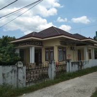 BRI Dumai -1 bidang tanah dengan total luas 346 m2 berikut bangunan di Kota D U M A I