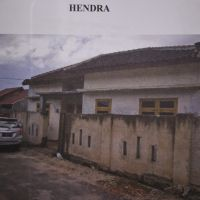 BTN 2 - Sebidang tanah seluas 104 m², berikut bangunan SHM No.13032 di Sukabumi, Bandar Lampung