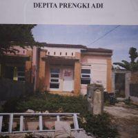 BTN 4 - Sebidang tanah seluas 103 m², berikut bangunan SHM No.12945/Sukabumi di Perumahan Puri Rupi, Bandar Lampung