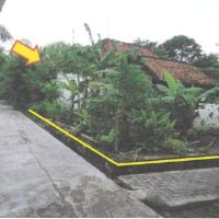 Bank Mandiri : Tanah luas 442 m2 & bangunan, sesuai SHM No.34 terletak di Ds.Gebang, Kec.Bangkalan, Kab.Bangkalan