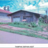 2. 1 (satu) bidang tanah SHM No.129,luas 350m2 , berikut bangunan di Jalan Loro Lamaknen, Manuaman, Kota Atambua, Belu. (Bank Mandiri)