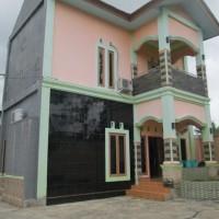 1 bidang tanah luas 450 m2 berikut rumah tinggal di Kelurahan Koperapoka, Distrik Mimika Baru, Kabupaten Mimika