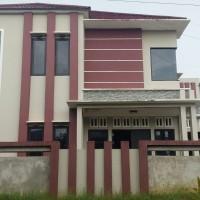 Sebidang tanah seluas 375m2 SHM No. 6063 berikut rumah 2lt terletak di Jl.Veteran, Roban, Singkawang Tengah
