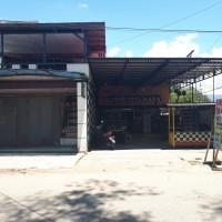 BRI Gorontalo:2 bidang tanah+Bangunan, LT:437m2, SHM No.230,231/Kayubulan, di Jl. Mayor Dullah, Limboto, Kab. Gorontalo