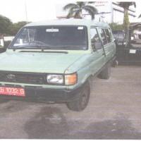 Kejaksaan Negeri Ketapang 1: Kendaraan Roda 4 Merk Toyota KF 50 RY Nopol KB 1032 G