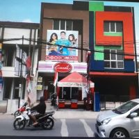 Tanah & bangunan SHM No.3847,luas 71 m2,terletak di Jl.Beringin Raya No.15,Karawaci Baru,Karawaci,Kota Tangerang