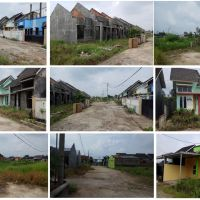 17 (tujuh belas) bidang tanah luas 20.523 m2 berikut bangunan, di Jalan Sematang Borang Sako Palembang