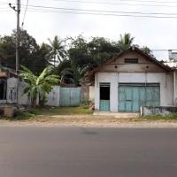 BRI JBR: tanah &rumah  luas 519m2, 100 meter barat balai desa tanggulwetan,Jember