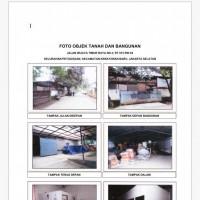 Gudang, SHM No.20 Luas 464 M2 di Jl.Wijaya Timur II No.3 Rt.015 Rw.02 Kel.Petogogan, Kec.Kebayoran Baru, Jakarta Selatan