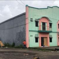 1 Paket: Tanah berikut gudang, SHM, Kel.Parang Loe, Kec.Tamalanrea-Makassar (BRI Cab.Makassar A.Yani)