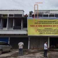 1b BTN Palembang: Sebidang tanah seluas 137 m2 berikut bangunan, di Jalan Palembang-Prabumulih No. 03 Timbangan, Indralaya Utara OI