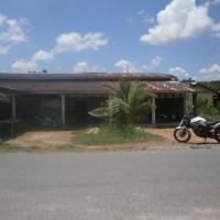 Sebidang tanah seluas 144m2 SHM No.1310 berikut ruko di Kel.Sebalo,Bengkayang,KalBar