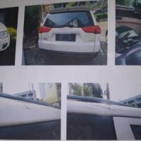 PN Tj.Karang-1 unit mobil, Mitsubishi Pajero Sport 2.5 HP 5 A/T, No. Polisi BE 1191 GA, Tahun 2012, Warna Putih