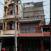 (Bank Bukopin) 1 bdg tanah berikut bangunan di atasnya (SHM No. 866 LT 77m2), di Kel. Kampung Pisang, Kec. Soreang, Kota Parepare