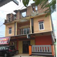 5. (BNI) tanah dan bangunan (SHM No.01430 LT 420 m2), di Kel. Bukit Indah, Kec. Soreang, Kota Parepare
