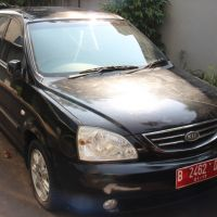 Lot 3: Kia Carens SE MT Tahun 2006 Nopol B 2462 DQ