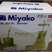 [SUKARELA] Dilelang 1 (satu) set Blander plus pelumat dng penggiling kering, merk Miyako, kondisi barang baru.