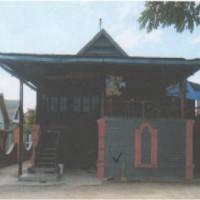 (BRI Rantepao) sebidang tanah (SHM No.62), Luas tanah 380 m2, berikut bangunan, di Kel. Rijang Pittu, Kec. Maritengngae, Kab. Sidrap
