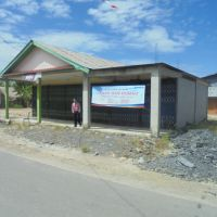 Sebidang tanah seluas 726m2 SHM No.103 berikut bangunan di Desa Sungai Kelambu,Tebas,Sambas,KalBar