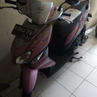 KPP KRAMAT JATI-Motor Honda Vario, Tahun 2010, Merah Muda Silver, Isi Silinder 110 cc, Nomor Polisi B 3044 TFW