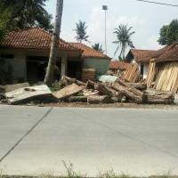 BTPN Tasik 3. Tanah + bangunan luas 1105 m2 di Blok Bunisinga, RT 010/002, Ds.Sukamaju, Kec.Mangunjaya, Kab.Pangandaran